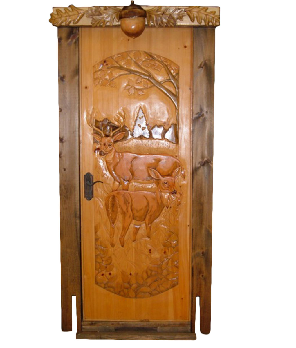Rustic Wood Interior Doors solid wood entry & interior doors archives - rustic artistry