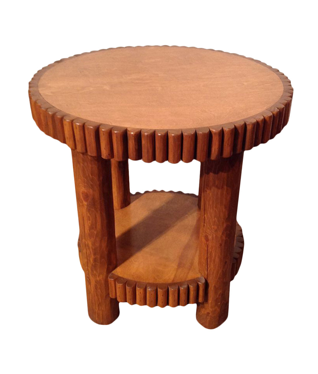 Molesworth Round End Table